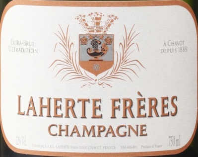 Champagne Extra-Brut Ultradition Laherte Frères